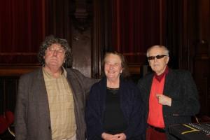 Ch. CLozier, F. Barrière & L. Kupper