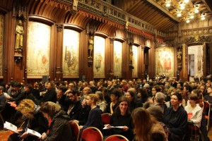 Salle Gothique de l'Hôtel de ville de Bruxelles
